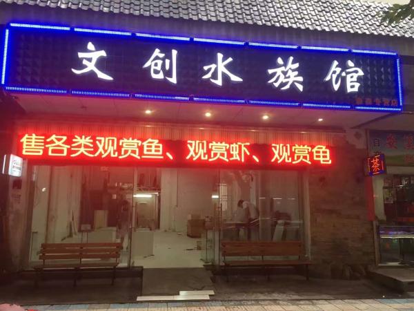 江西赣州水族馆加盟店