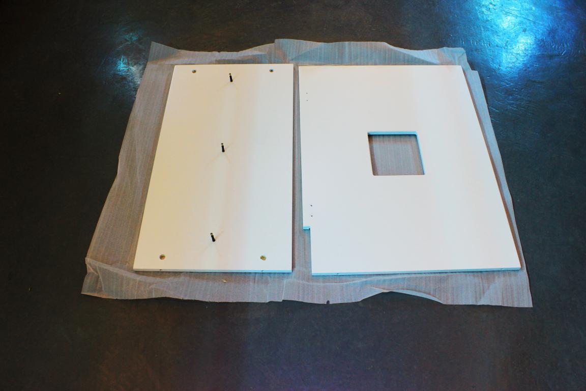 180系列实木鱼缸底柜迪茨底柜安装方法