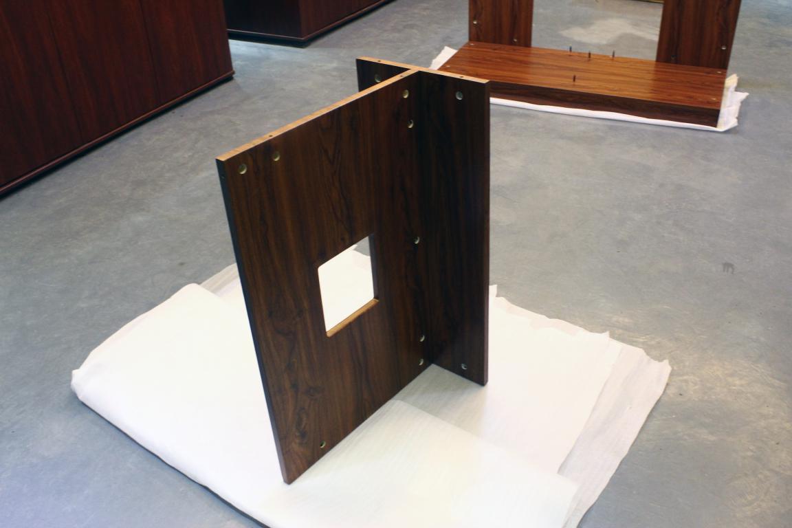 关于酷诺120系列鱼缸底柜安装步骤方法