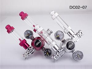 迪茨水草表减压表DC02-07安装方法
