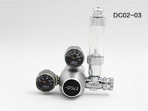 电磁阀水草表DC02-03安装方法