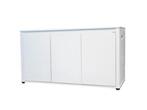 迪茨150系列鱼缸底柜安装方法