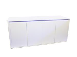 迪茨180系列鱼缸底柜安装方法