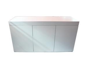 酷诺150系列鱼缸底柜安装方法