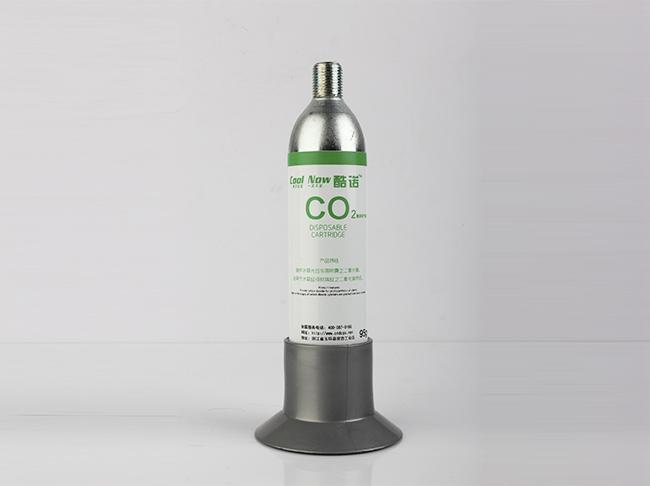 酷诺抛弃式二氧化碳钢瓶