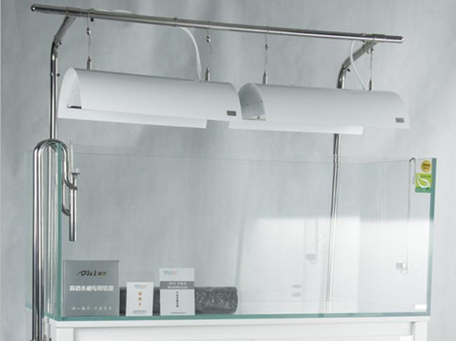 迪茨120系列超白鱼缸