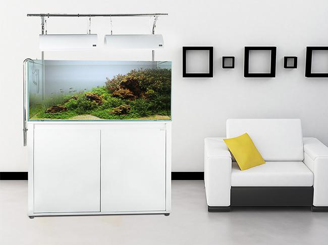 迪茨90系列超白鱼缸