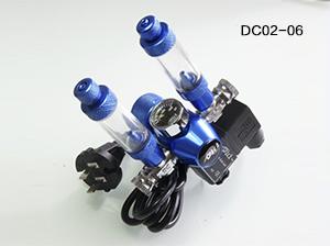 水草表 - 双微调CO2电磁阀止逆计泡单表