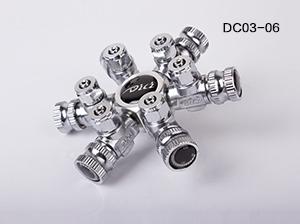CO2微调六通分路器(DC03-06)